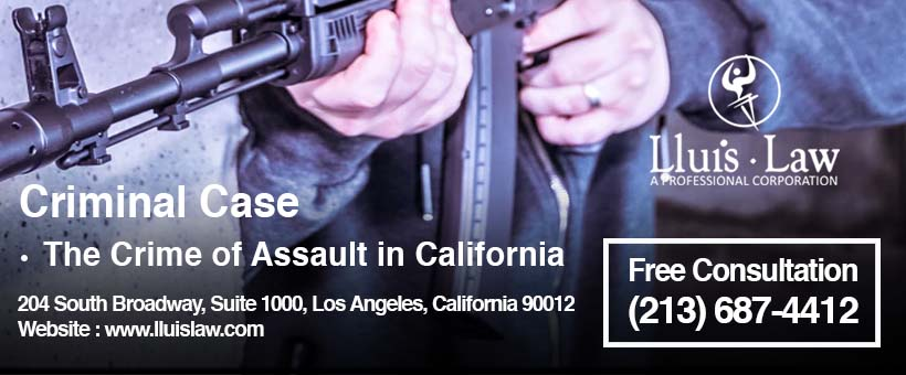 crime of assault