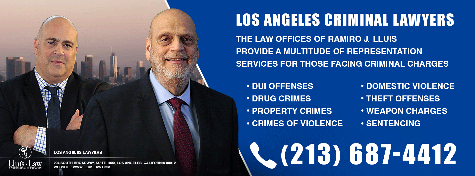 criminal defense attorney los angeles