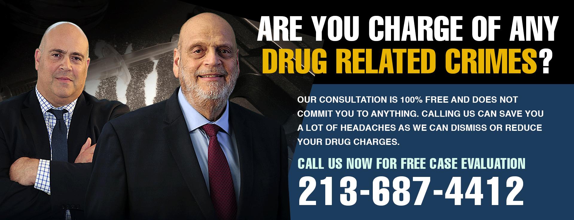 drug crimes attorney los angeles