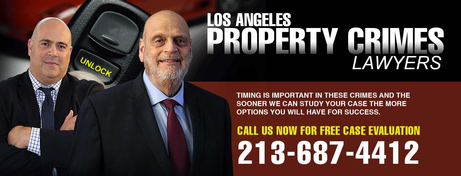 Los Angeles Property Crimes Lawyers